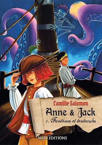 premier tome de la saga de roman jeunesse anne et jack