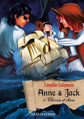 Roman Anne et Jack - Tome 2