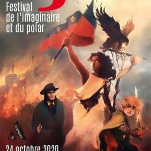 Affiche du festival de l'imaginaire et du polar - Imagin'ère 9.5