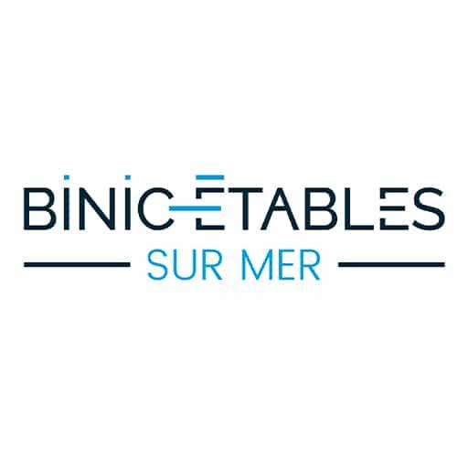 Logo de la ville de Binic Étables sur mer