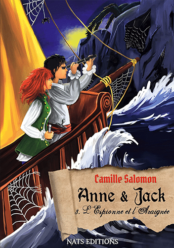 Roman Anne et Jack - Tome 3