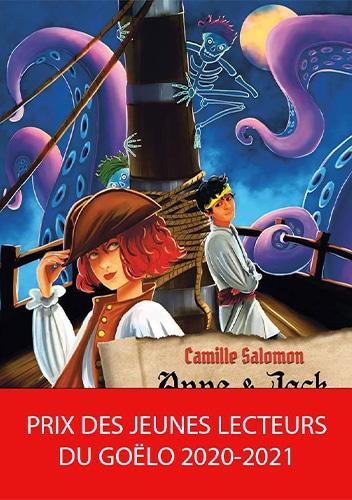 Anne et jack tome 1 gagnant du prix des jeunes lecteurs du Goëlo 2020-2021